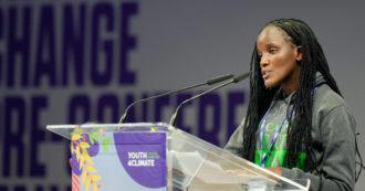 """Vanessa Nakate, chi è l'attivista ugandese simbolo dell'Africa ambientalista che chiede """"giustizia climatica per tutti"""""""