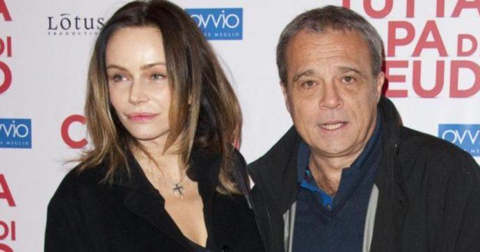 """Francesca Neri, la moglie di Claudio Amendola: """"Ho una cistite interstiziale, la fase acuta è durata 3 anni. Il dolore mi ha fatto pensare al suicidio"""""""
