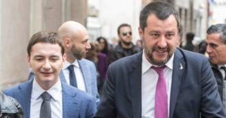 """Luca Morisi, l'ammissione dei due ragazzi romeni dopo il controllo: """"Nel flacone c'è Ghb"""". Salvini ora va all'attacco: """"Schifezza mediatica"""""""