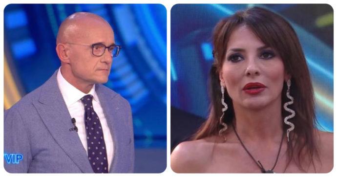"""Grande Fratello Vip, Alfonso Signorini contro Miriana Trevisan: """"Basta giochetti, non ci caschiamo"""""""
