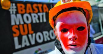 """Incidenti sul lavoro: 10 morti in 24 ore. La strage senza fine nei cantieri: vittime a Roma e in Puglia. Draghi: """"Ora pene immediate e più severe"""""""