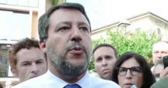 """Lega, ora Salvini attacca Draghi: """"Vorrei una risposta sul perché in Italia alcune attività non riaprono, neanche con il green pass"""""""