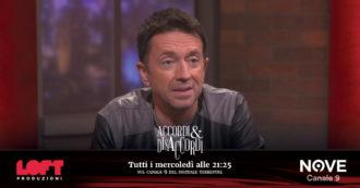 """Scontro Mughini-Scanzi ad Accordi&Disaccordi: """"Merito di Renzi aver fatto cadere Conte"""". """"Chieda scusa per i rapporti con Bin Salman"""""""