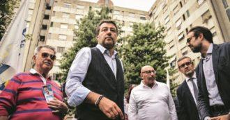 """Milano, Salvini e Meloni non si incrociano nemmeno nell'unico evento congiunto. La leader Fdi è in ritardo, lui se ne va: """"Devo prendere un treno"""""""