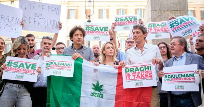 Referendum cannabis, sono 4mila i Comuni in ritardo sulle certificazione delle firme. Roma e Torino i più lenti: l'elenco
