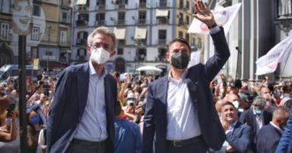 Elezioni Napoli, con Manfredi la prova generale per l'alleanza Pd-M5s. La destra arranca, Bassolino è la mina vagante
