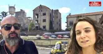 """Roma, nella periferia di San Basilio assediata da tour elettorali: """"Noi tagliati fuori da sanità e scuola. Gli spot non ci bastano più"""" – VIDEO"""