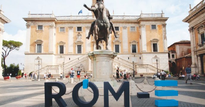 A Roma, capitale d'Italia, va riconosciuto uno status diverso. Ma nessun candidato lo dice
