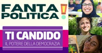 """Dal 'sindaco della notte' a clima e diritti Lgbt: Fantapolitica e Ti Candido a supporto di 34 giovani candidati per """"svecchiare la politica"""""""