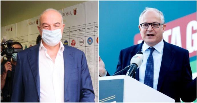 Ballottaggio Roma, scintille Michetti-Gualtieri su Recovery, rifiuti e sicurezza nel confronto tv