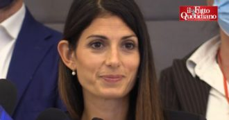 """Elections 2021, Raggi thanks and assures: """"I will not give voting indications in the ballot.  Citizens are not herds to graze"""