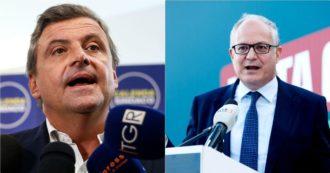 """Roma, inizia la corsa ai voti per il ballottaggio. Gualtieri: """"Lista Calenda la più votata? Mi auguro stia con i progressisti"""". E Conte apre"""