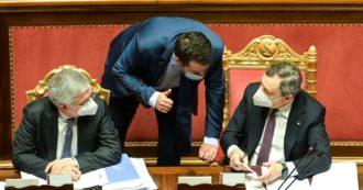 """Fisco, la Lega non va al Consiglio dei ministri. Draghi: """"Gesto serio, capire le implicazioni"""". Salvini: """"Cambi metodo e chiarisca sulle tasse"""""""