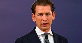 """Austria, il cancelliere Kurz indagato per favoreggiamento della corruzione: """"Sondaggi a lui favorevoli pagati coi soldi pubblici"""""""