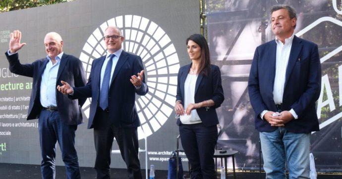 """Ballottaggio Roma, Gualtieri: """"Non offrirò posti in giunta al M5s"""". E Calenda annuncia: """"Lo voterò"""". Conte attacca: """"Arrogante"""""""