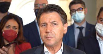 """Elezioni Roma, Conte annuncia che voterà Gualtieri al ballottaggio: """"Ma non vuol dire che debba farlo il M5s"""""""