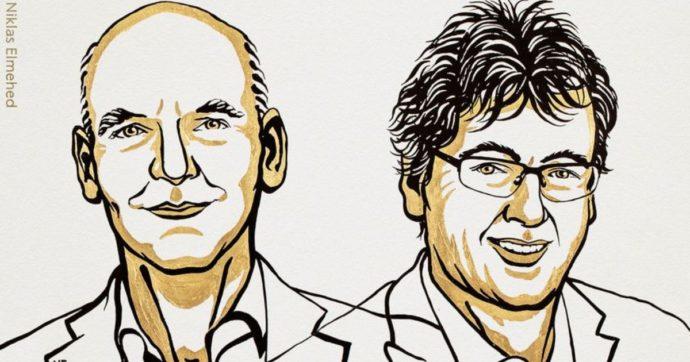"""Nobel per la Chimica 2021, i vincitori: Benjamin List e a David Mac Millan """"ingegneri"""" delle molecole"""