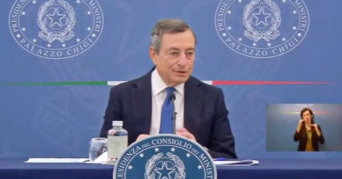 "G20 Afghanistan, Draghi: ""Mandato all'Onu per l'emergenza umanitaria. Talebani? Presto per riconoscerli"". Da Ue 1 miliardo di dollari"