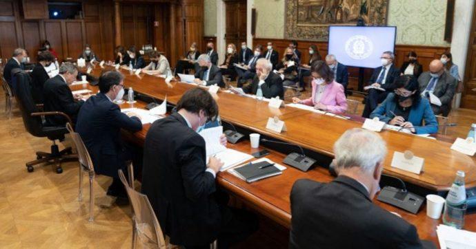 Scuola, prima cabina di regia sul Pnrr: 17 miliardi di investimenti e sei riforme da attuare entro il 2022