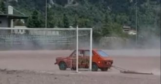 Bestial Sundays - Ok the minicar that carries balls.  But have you ever tried the 127 that paves the way?  And the usual distinct facts ...
