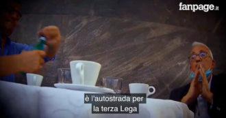Lobby nera, la seconda puntata di FanPage: così l'estrema destra milanese ha infiltrato anche la Lega. Tramite Borghezio