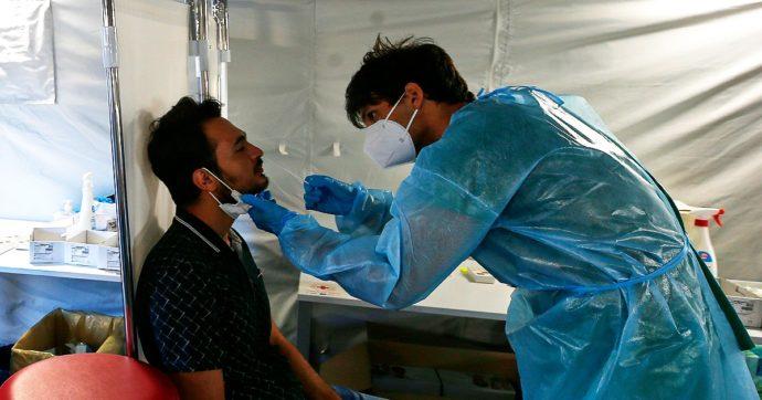 Coronavirus, i dati: 2.772 nuovi casi e 37 morti. I ricoverati calano di 113 in un giorno