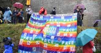 """Perugia-Assisi, 60esima edizione della marcia. Mattarella: """"La pace non è soltanto possibile, ma è un dovere di tutti"""""""