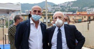 """Il """"sistema Salerno"""" e l'inchiesta sul consigliere Savastano: nelle carte pure la cena delle cooperative con il governatore De Luca"""
