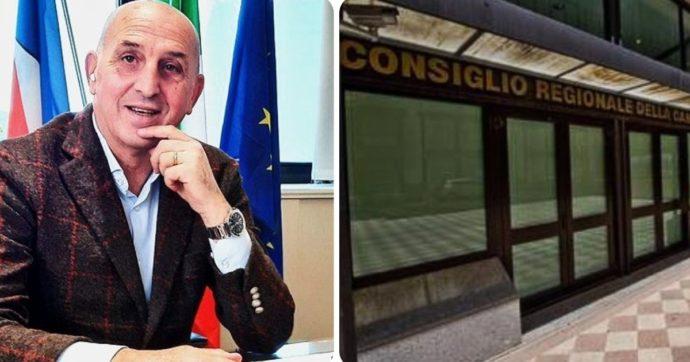 """Salerno, ai domiciliari ex assessore e ora consigliere regionale Nino Savastano. """"Sostegno elettorale in cambio di appalti"""""""