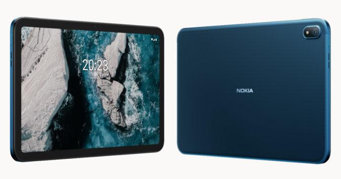 Nokia T20: in arrivo il nuovo tablet Android del brand finlandese, i suoi target l'uso per il lavoro ed in famiglia
