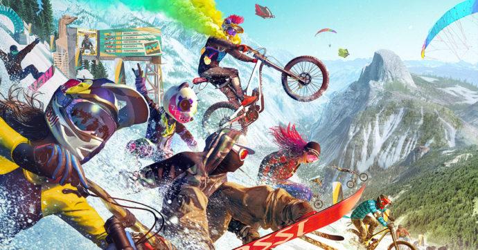 Riders Republic: lo sviluppo del gioco raccontato dal game designer Mathieu Clavel