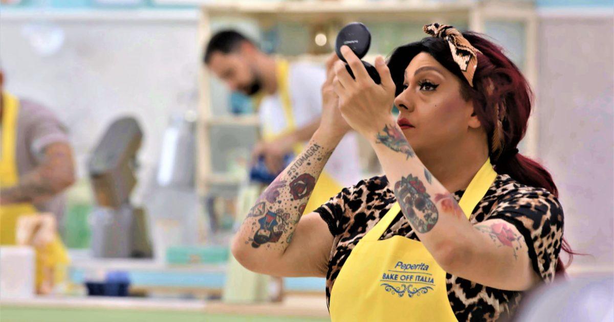 """Peperita, una drag queen in cucina: """"Porto in tv la meravigliosa bandiera arcobaleno"""""""