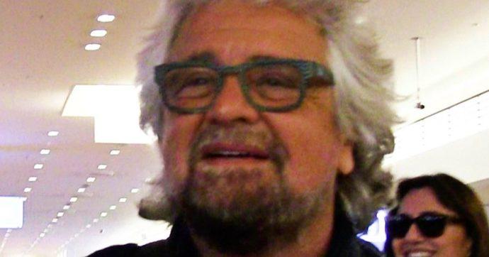 """Green Pass, Beppe Grillo: """"Serve pacificazione. Il popolo no vax è molto contenuto, lo Stato paghi i tamponi per entrare in azienda"""""""