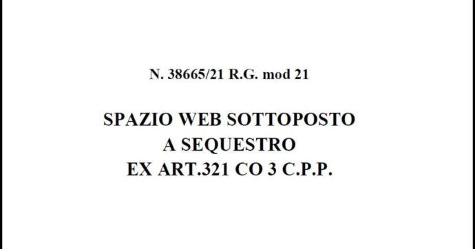 Forza Nuova, quattro indagati per istigazione a delinquere dopo il sequestro del sito web. Giovedì interrogatori per Fiore e Castellino