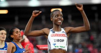 """Uccisa l'atleta olimpionica Agnes Tirop, quarta a Tokyo: trovata senza vita dentro casa. """"Coltellata all'addome, il marito irreperibile"""""""