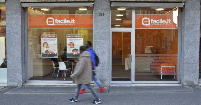 """Facile.it, dall'Antitrust multa da 7 milioni di euro a due società del gruppo: """"Pratiche commerciali scorrette e aggressive"""""""