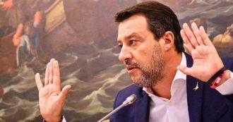 """Salvini attacca i ministri e incontra (di nuovo) il premier Draghi: """"Il problema è il lavoro, non il fascismo. Proposto pacificazione del Paese"""""""