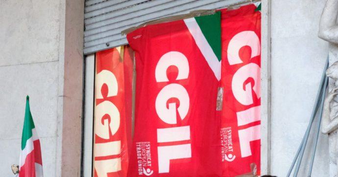 """Milano, svastica con simbolo Cgil appesa nel deposito Atm a San Donato. I sindacati: """"Offende città Medaglia d'oro della Resistenza"""""""