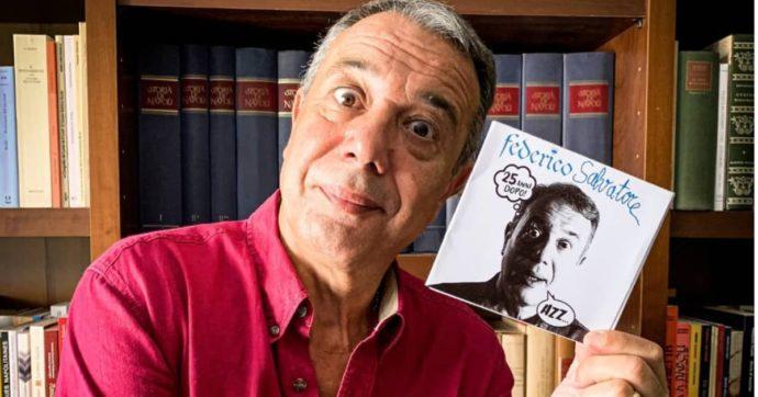Federico Salvatore, il cantautore napoletano ricoverato in ospedale per un'emorragia cerebrale