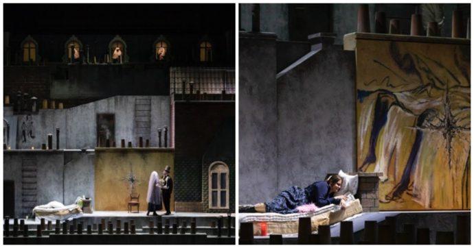 """Prima di tutte le Prime. Al San Carlo Emma Dante """"rivoluziona"""" la Bohème. Nel palco reale il ministro Franceschini"""