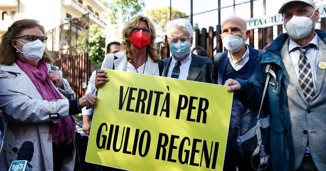 Giulio Regeni, al via il processo per le torture e l'omicidio. Ma i 4 imputati non sono in aula (per l'ostruzionismo del Cairo)