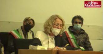 Omicidio Regeni, il momento della lettura del dispositivo dei giudici che 'cancella' il processo