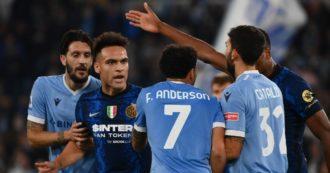 Lazio in gol con un interista a terra? Giusto così: basta buonismi, solo l'arbitro può fermare il gioco. Il resto è fair play da fratacchioni