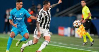 Zenit-Juventus 0 a 1, Kulusevski risolve in extremis una partita di sofferenza: bianconeri primi nel girone a punteggio pieno