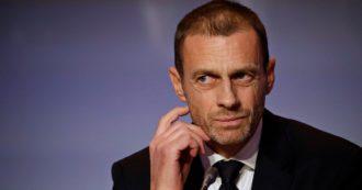 """Superlega, l'Italia si è costituita in difesa dell'Uefa alla Corte di Giustizia Europea. Gravina (Figc): """"Preservare la meritocrazia"""""""