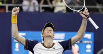 Jannik Sinner vince anche il torneo di Anversa. Nel mirino del tennista il torneo di Torino dove è già qualificato Matteo Berrettini