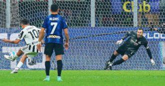 Inter-Juventus, spareggio con soli sconfitti: le due favorite già fuori dalla corsa scudetto?