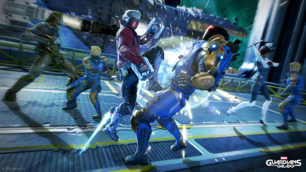Marvel's Guardians of Galaxy – Carattere da vendere nel nuovo gioco di Eidos ambientato nell'universo dei fumetti Marvel