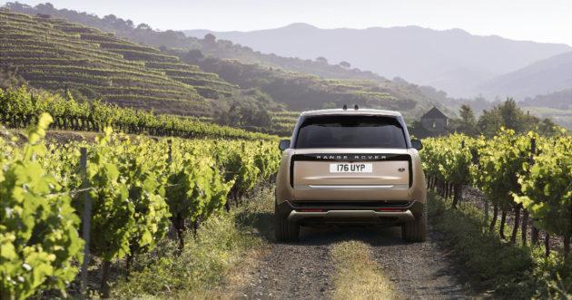 Range Rover, la nuova ammiraglia del marchio inglese punta su stile e high tech – FOTO