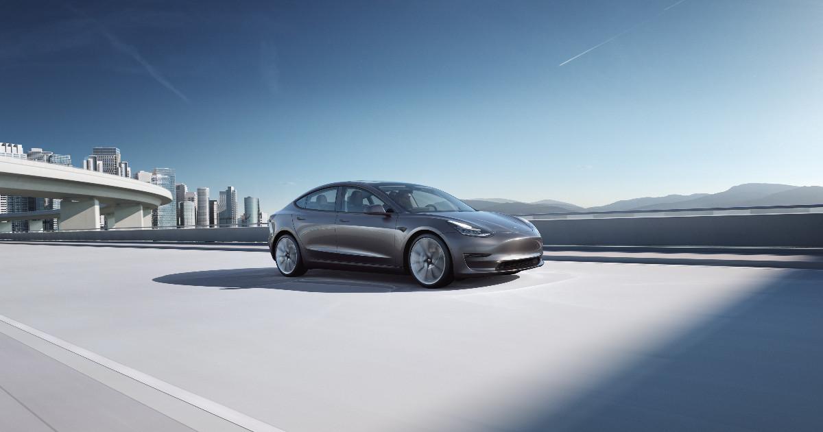Tesla Model 3 è l'auto più venduta in Europa a settembre. La prima volta di un'elettrica